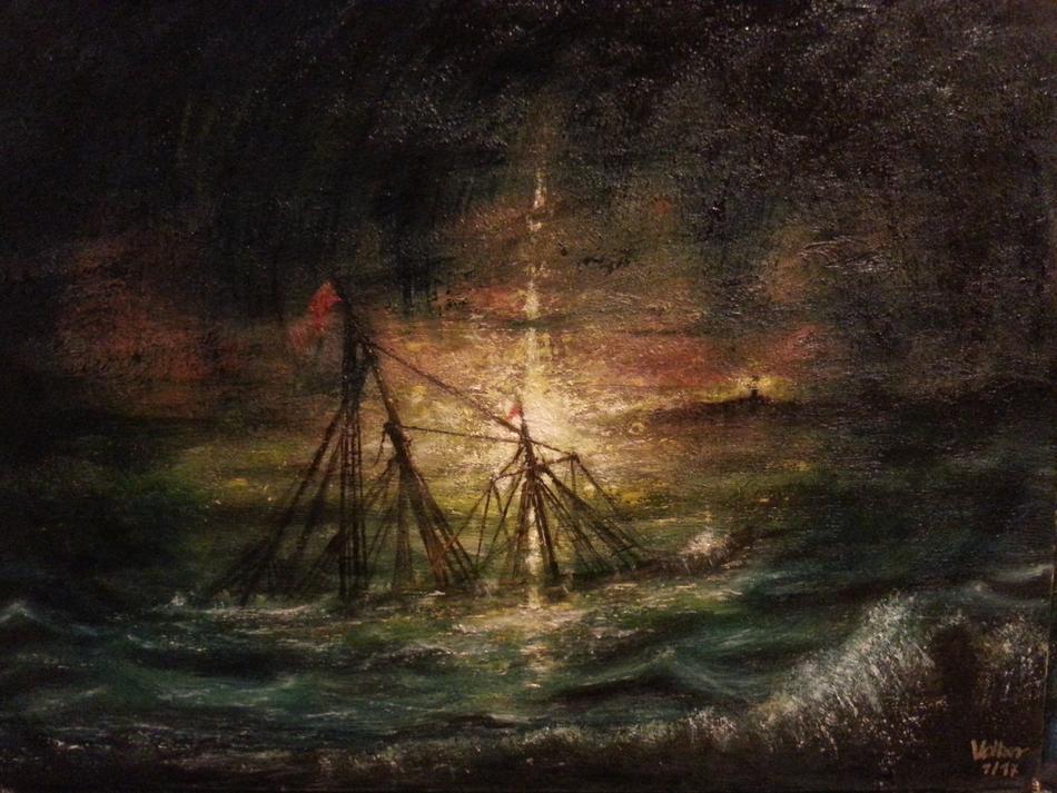 Schiffbruch