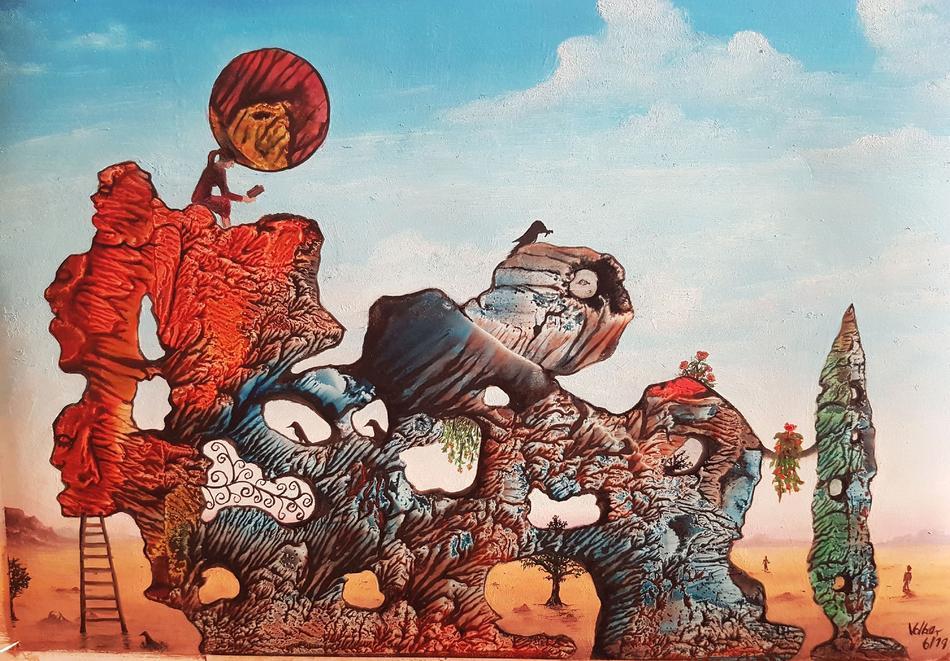 Hommage an Max Ernst