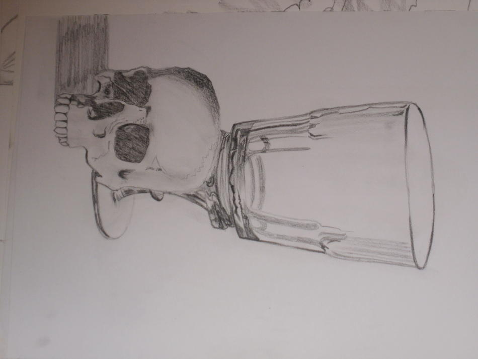 Absinth memento mori
