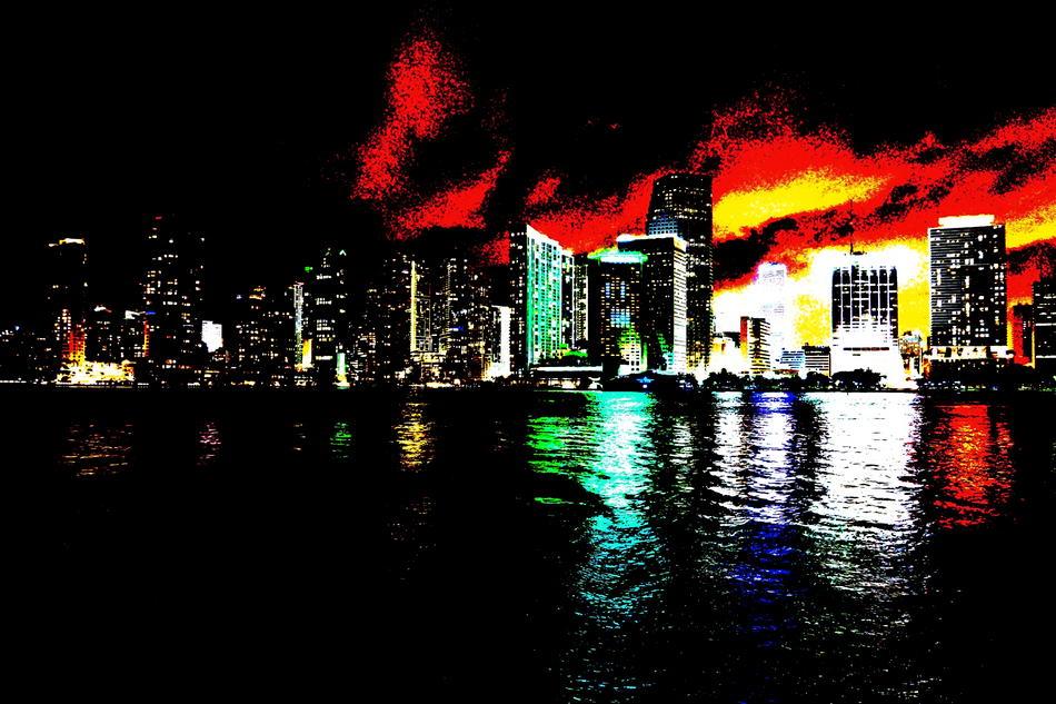 Miami Skyline 'Sc2'