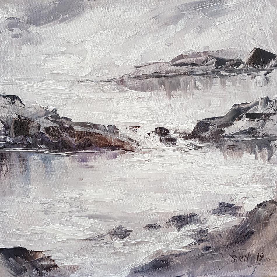 Mountain grisaille