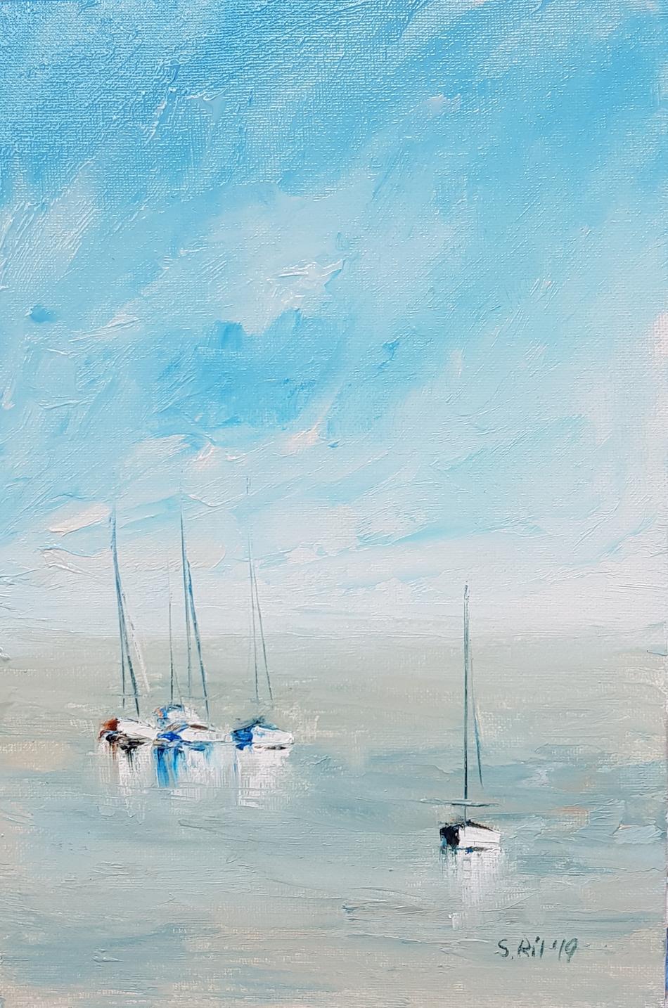 Keel boats