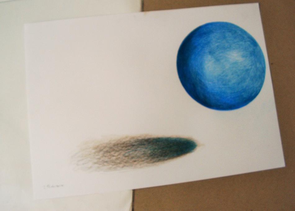 Blau Ball