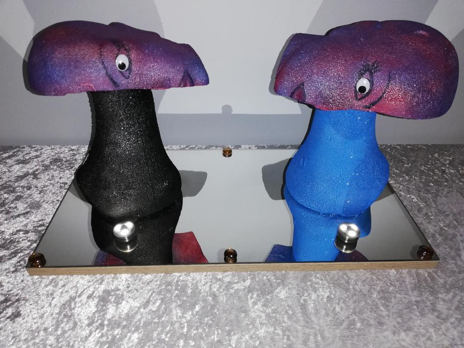 Pilzköpfe