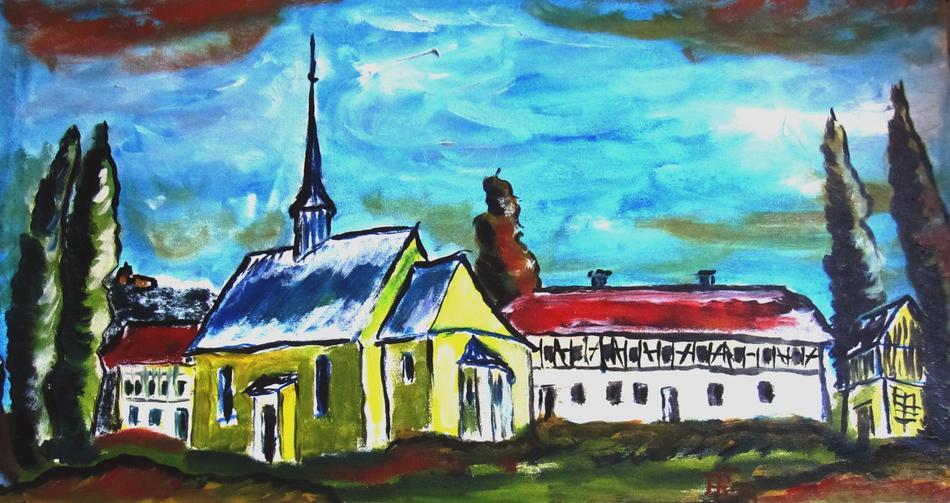 Kirche Niederrabenstein