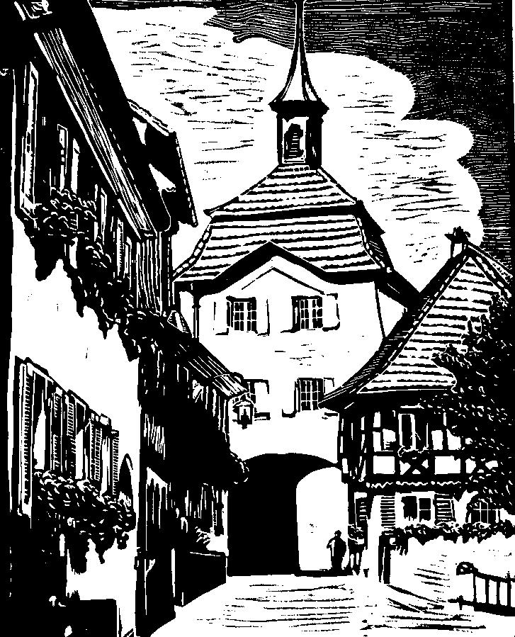 Städtletor Burkheim