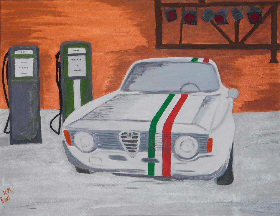#Alfa Italia