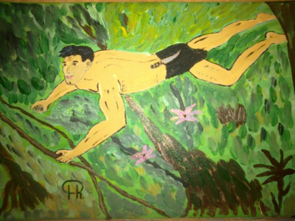 Tibor Sohn des Dschungels