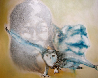 Gengis Khan and the Owl