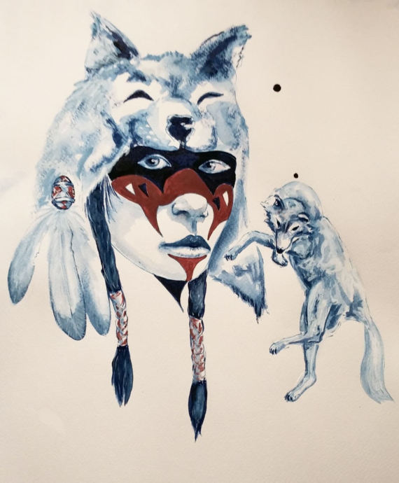 Wolf Clan Shaman