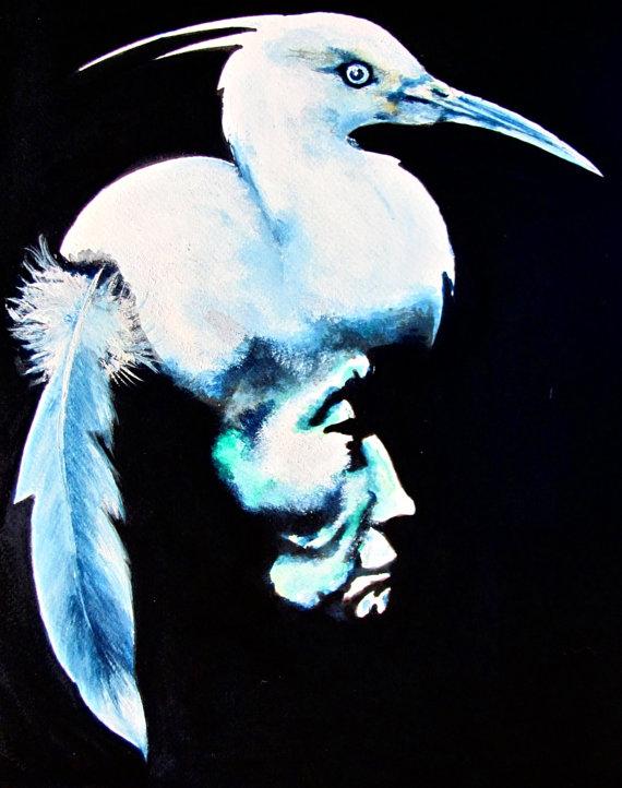 Shaman of the Bird Clan- Peru