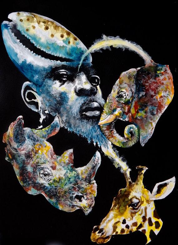 African Shamanic journey