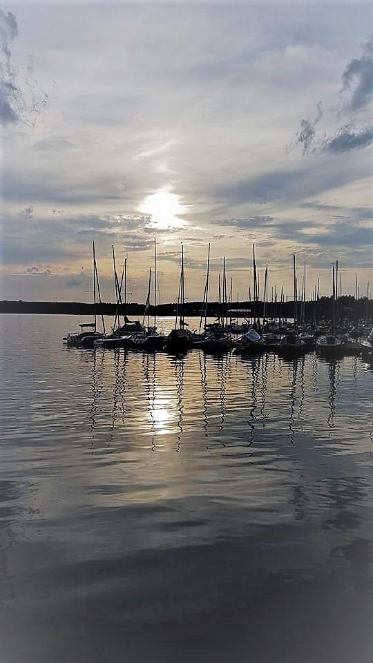Stille über dem Wasser