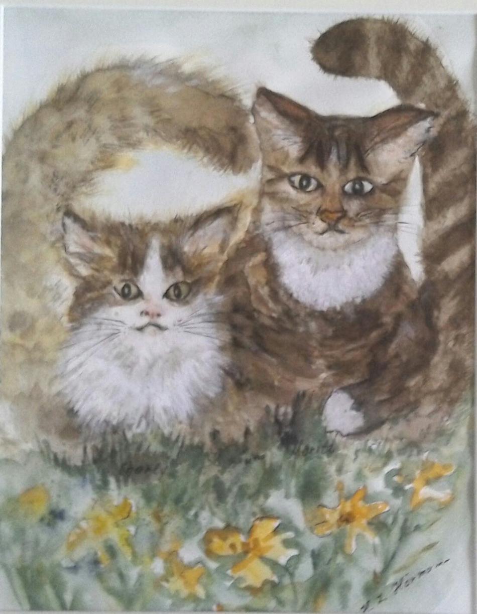 2katzen