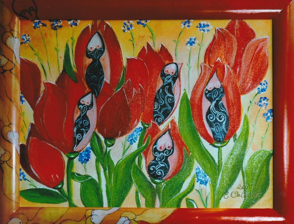 Tulpenfrauen