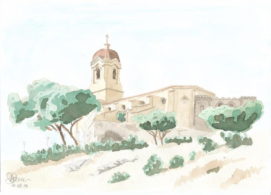 Kirche von Cullera