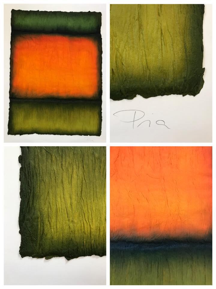 Green meets Orange