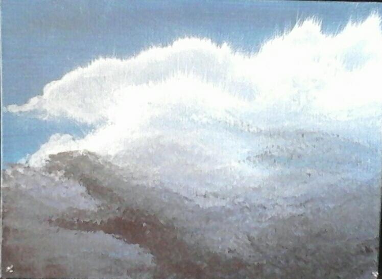 Kleiner  Sturm