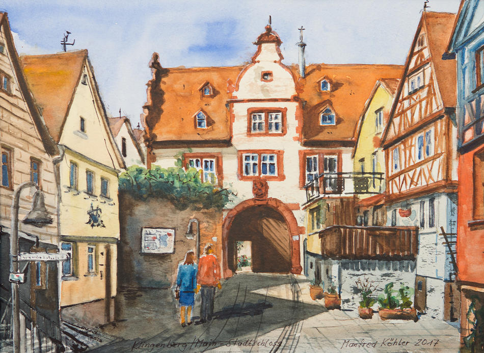 Klingenberg Stadtschloss