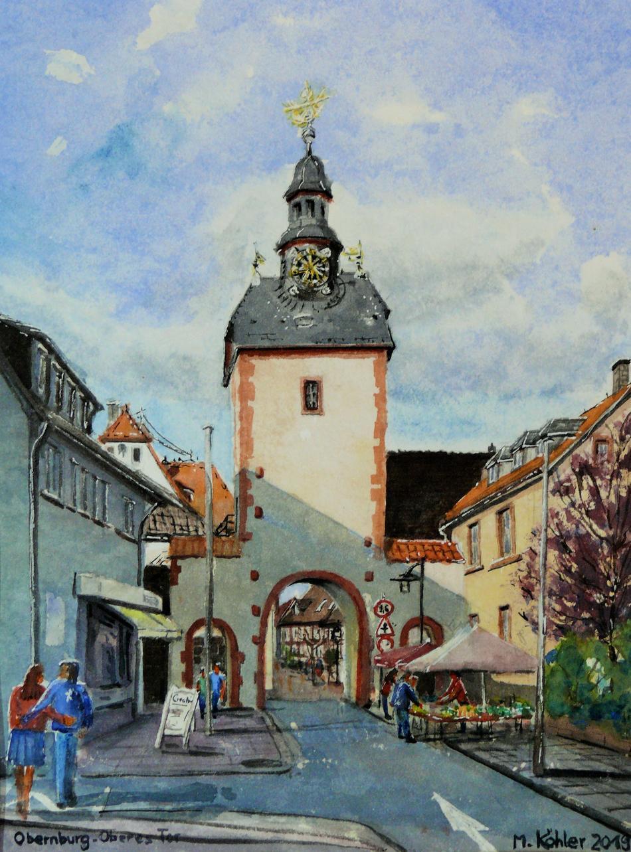 Obernburg - Oberes Tor