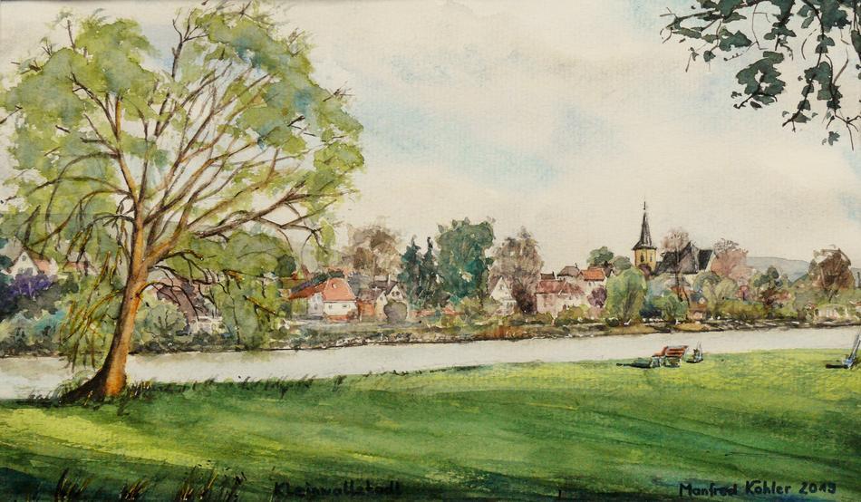 Kleinwallstadt - Ansicht