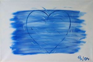 Blue-heart