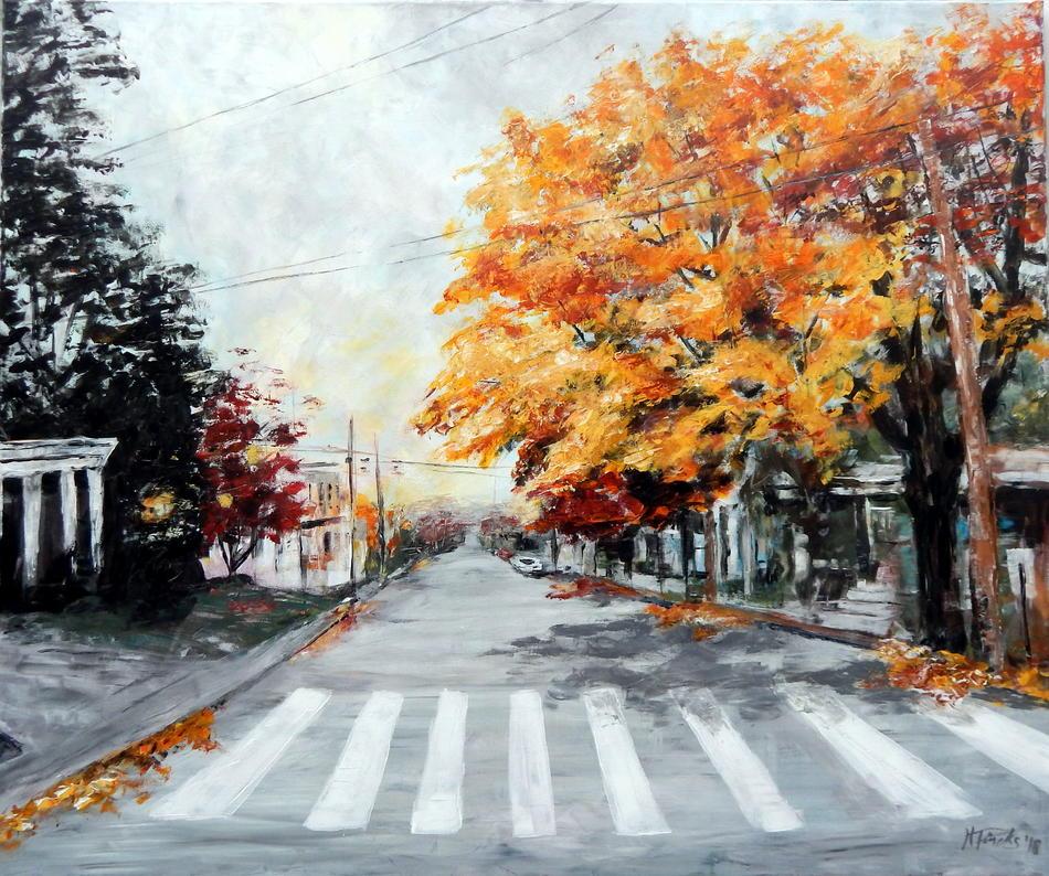Autum street