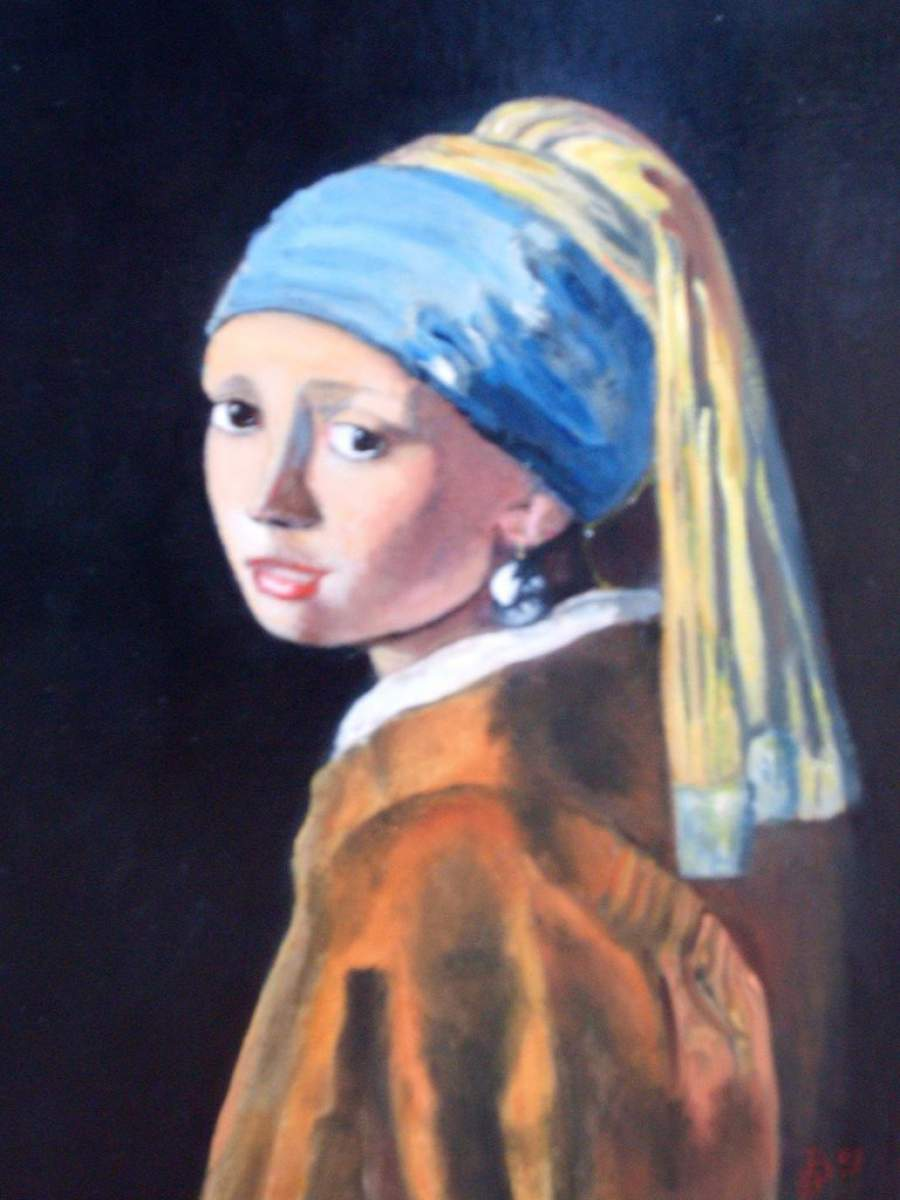 Das Mädchen mit dem Perlohrgehänge