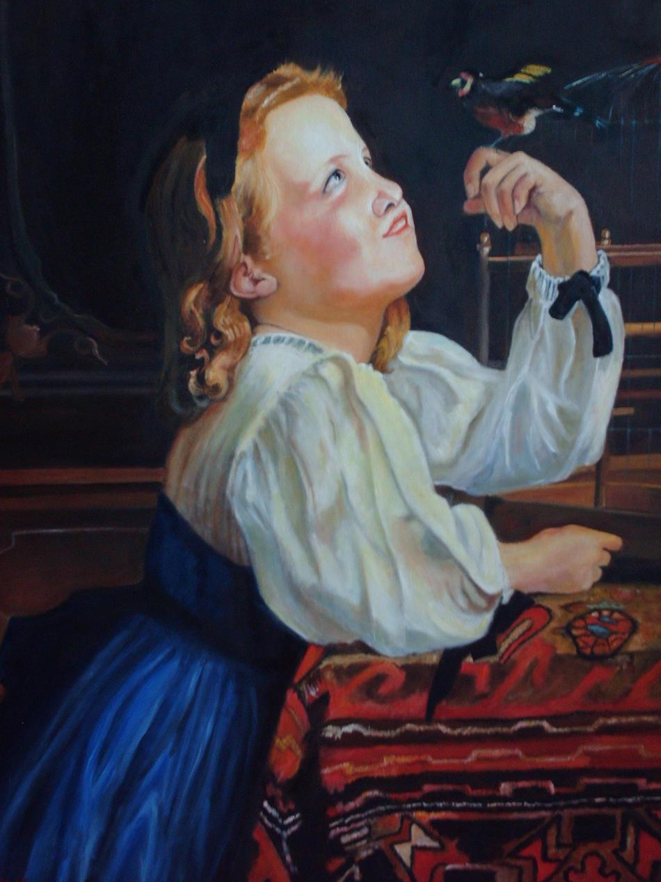 Loiseau Cheri
