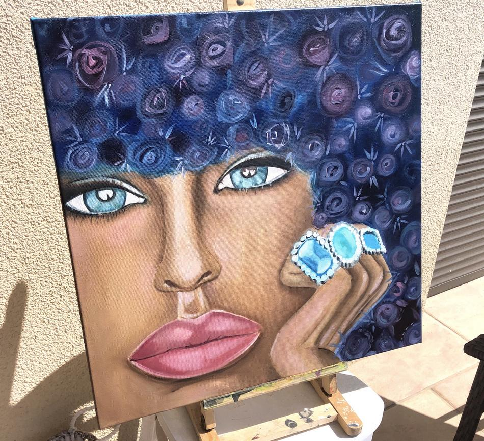Portrait Diamond