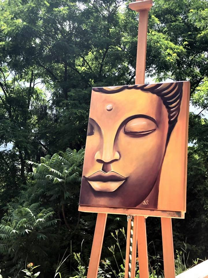 Buddha x