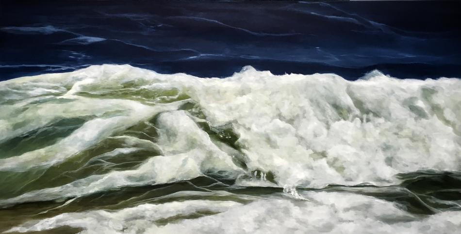 Wellen von Sylt 2