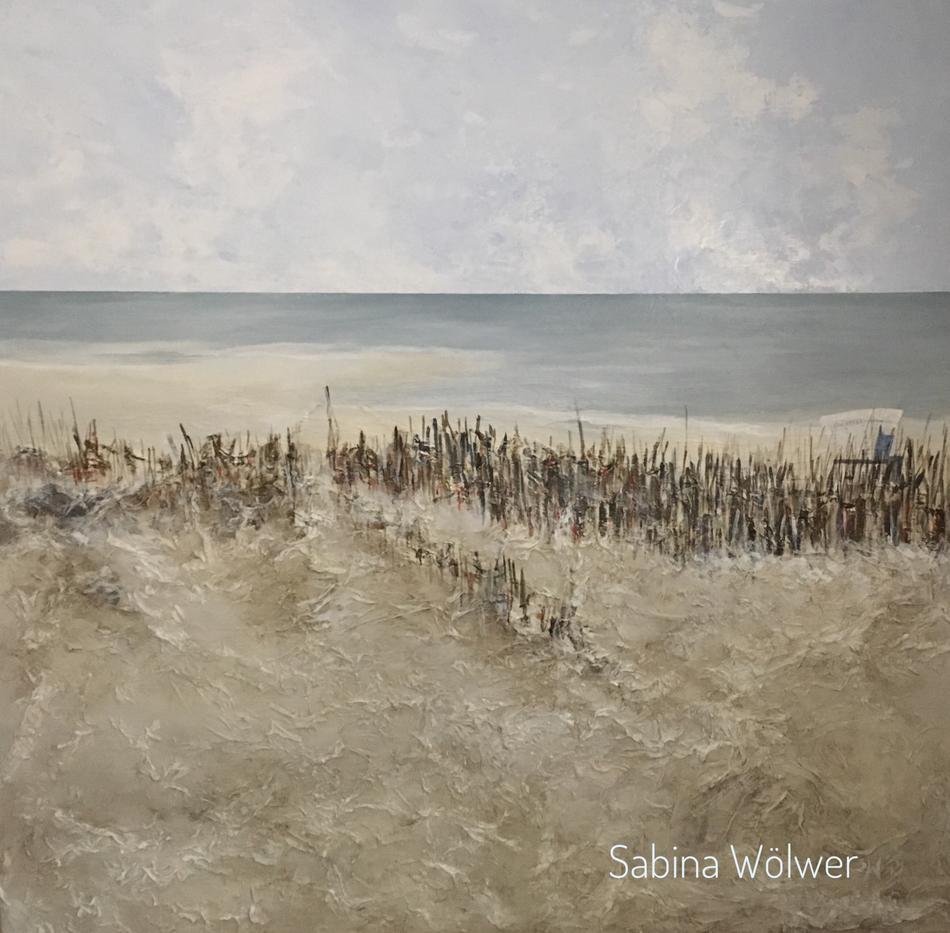Morgens am Strand von Westerland