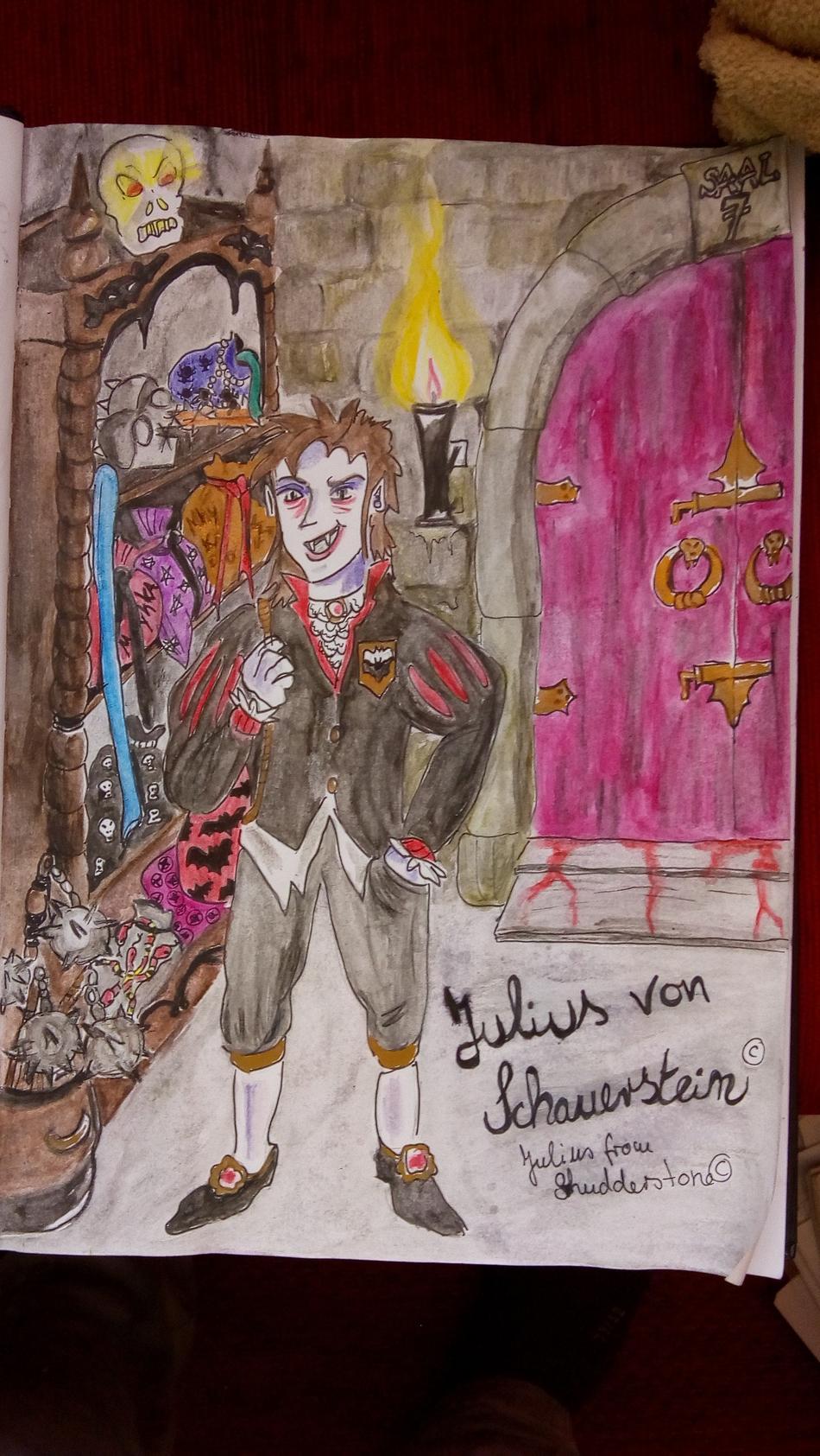 Julius  von Schauerstein