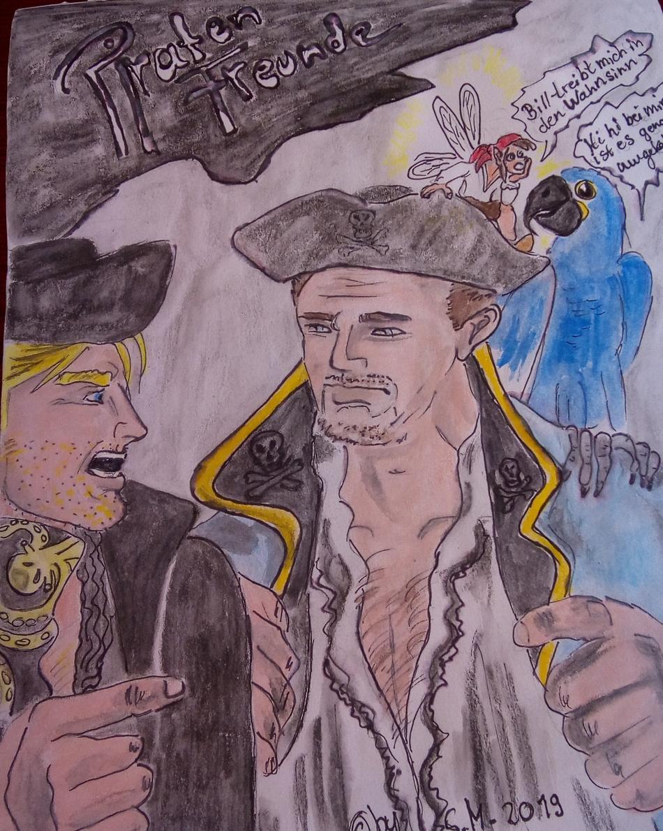 Piratenfreunde