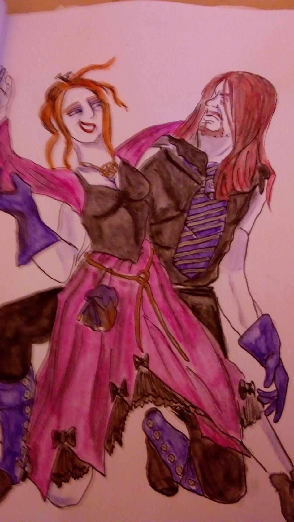 Hexentanz  mit dem Undertaker  ; )