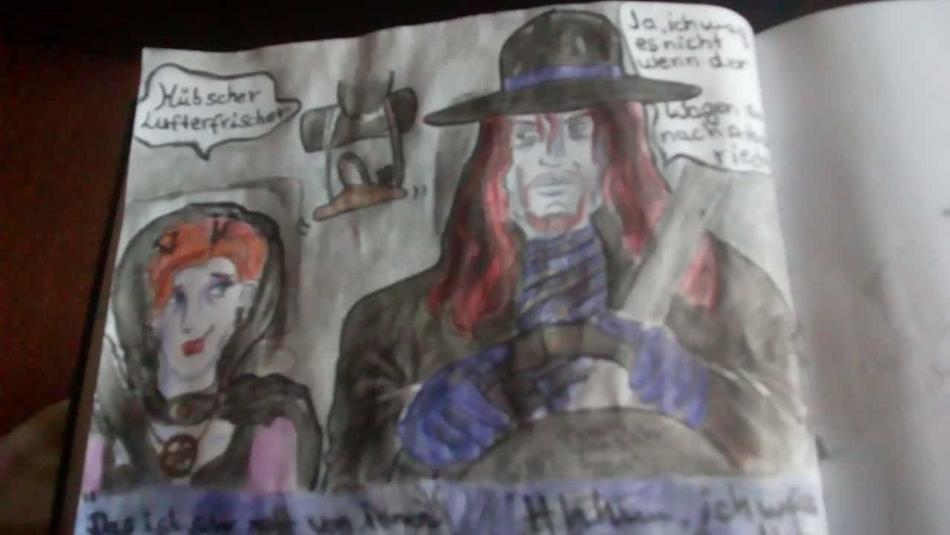 Abendlicher Trip mit dem Undertaker