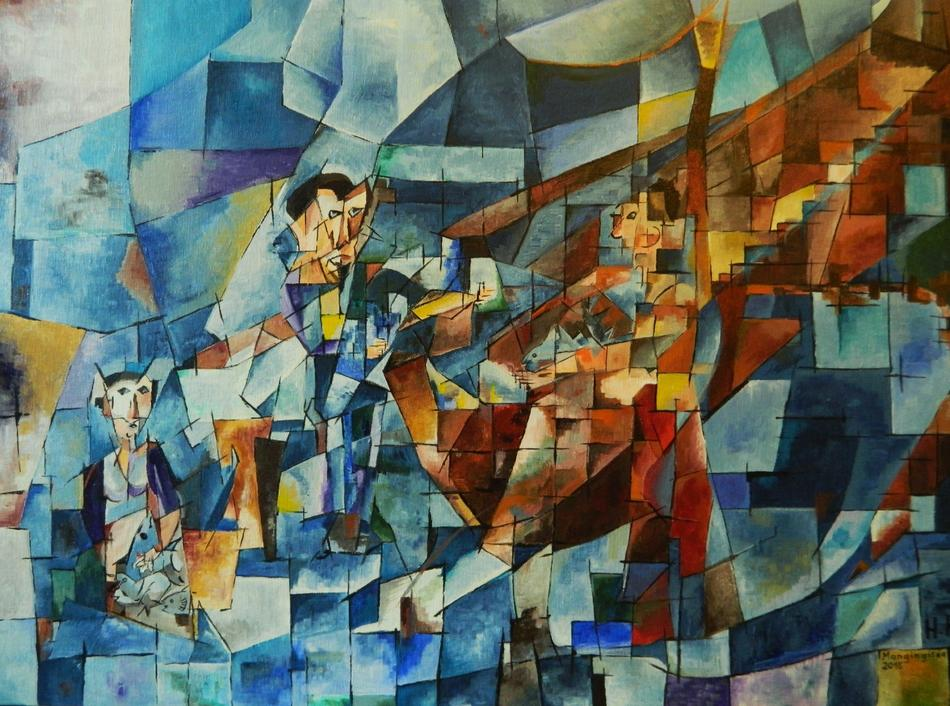 Die Fischer von San Joaquin
