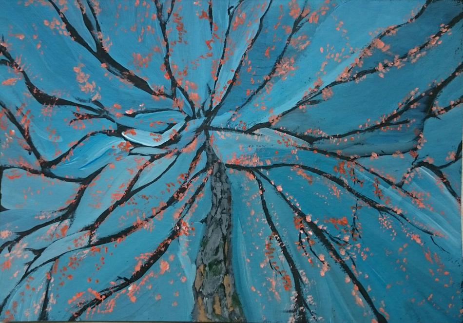 The tree of my sky