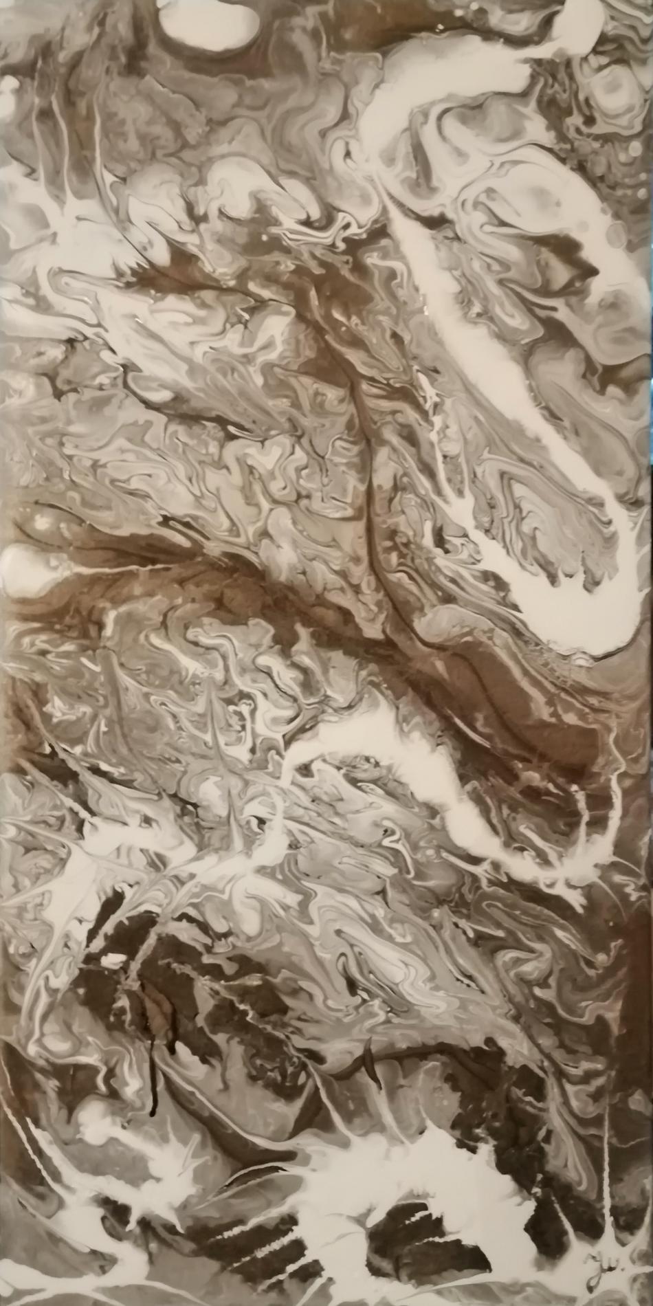 Schwarz-gold/Weiss-silber