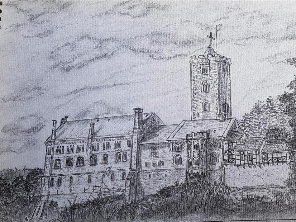 Wartburg aus Thüringen