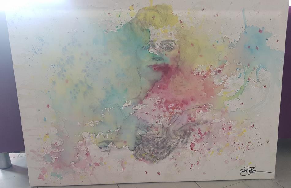 Marilyn Monroe vs. Norma Jeane Baker