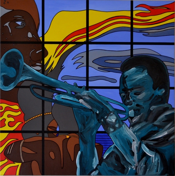 Afro Blue #1 ... about Miles