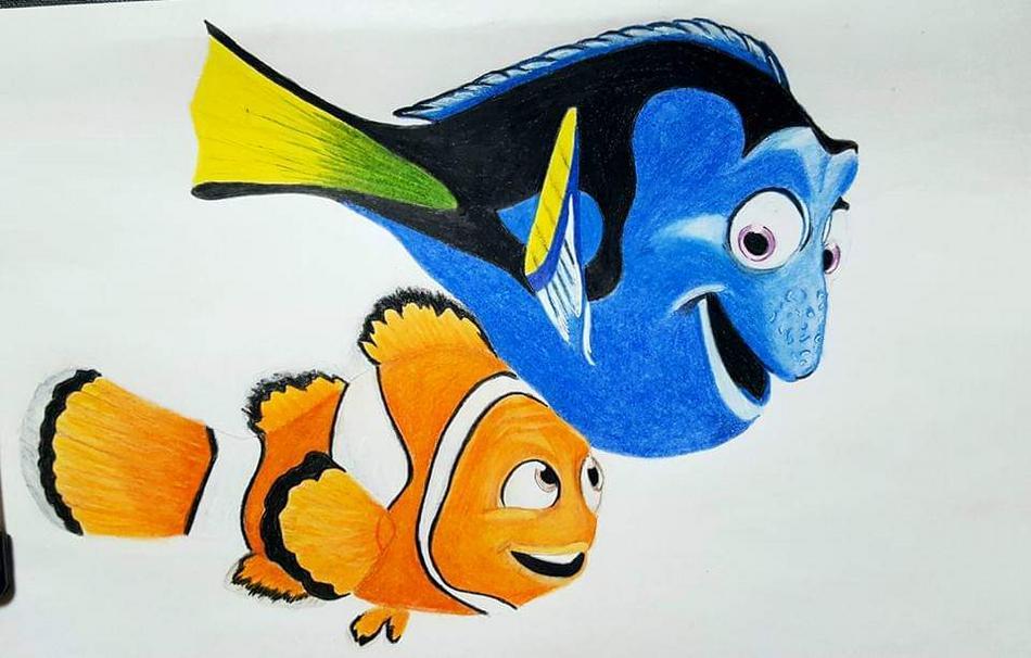Nemo und Dori