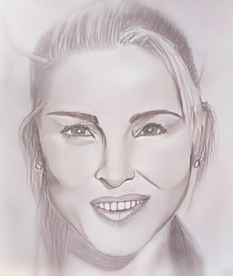 portrait women seven