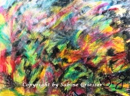 Farbenspiel mit Dynamik