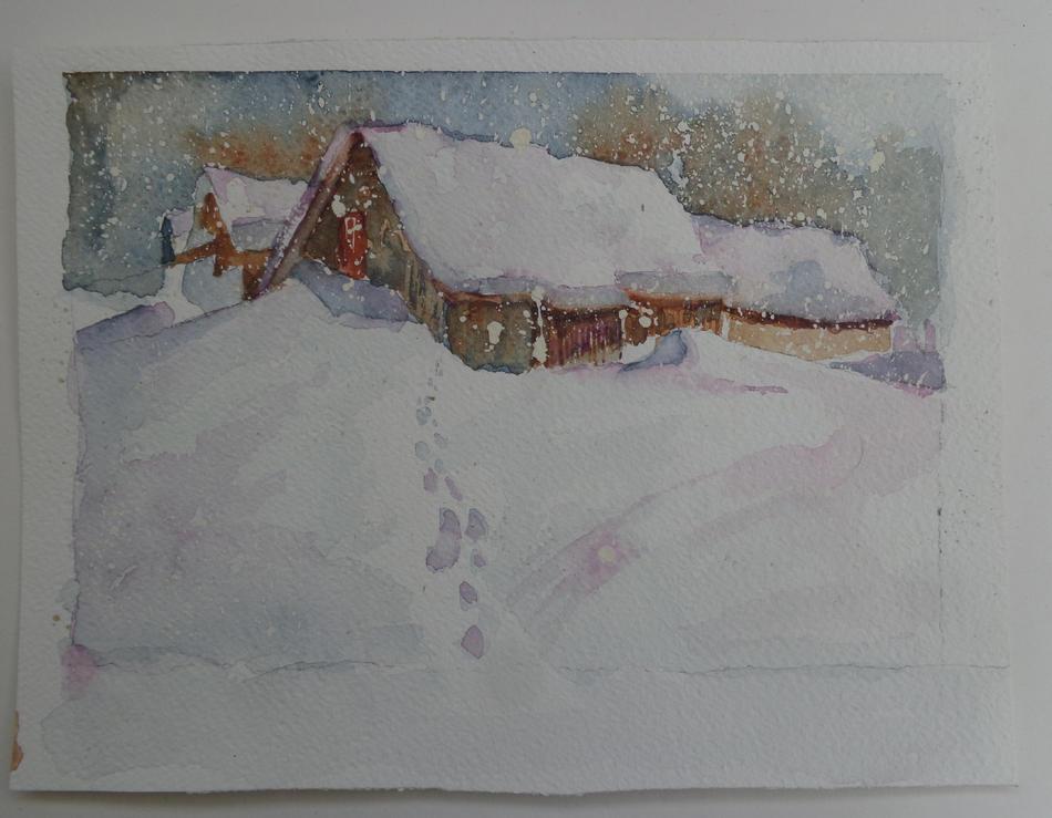 Spuren im Schnee.JPG