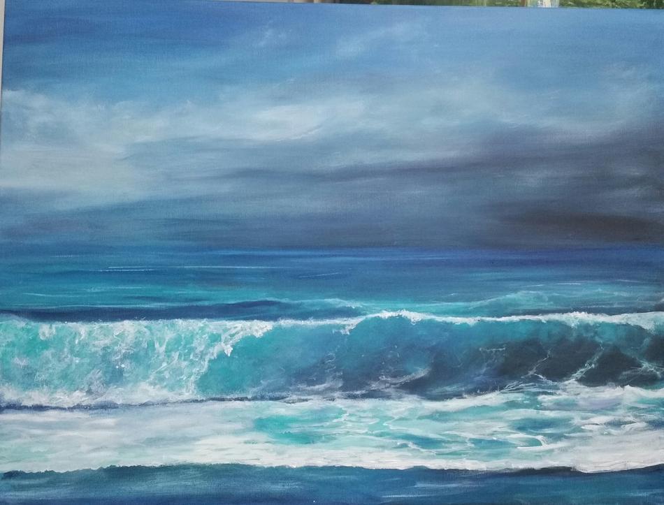 Einfach nur Meer