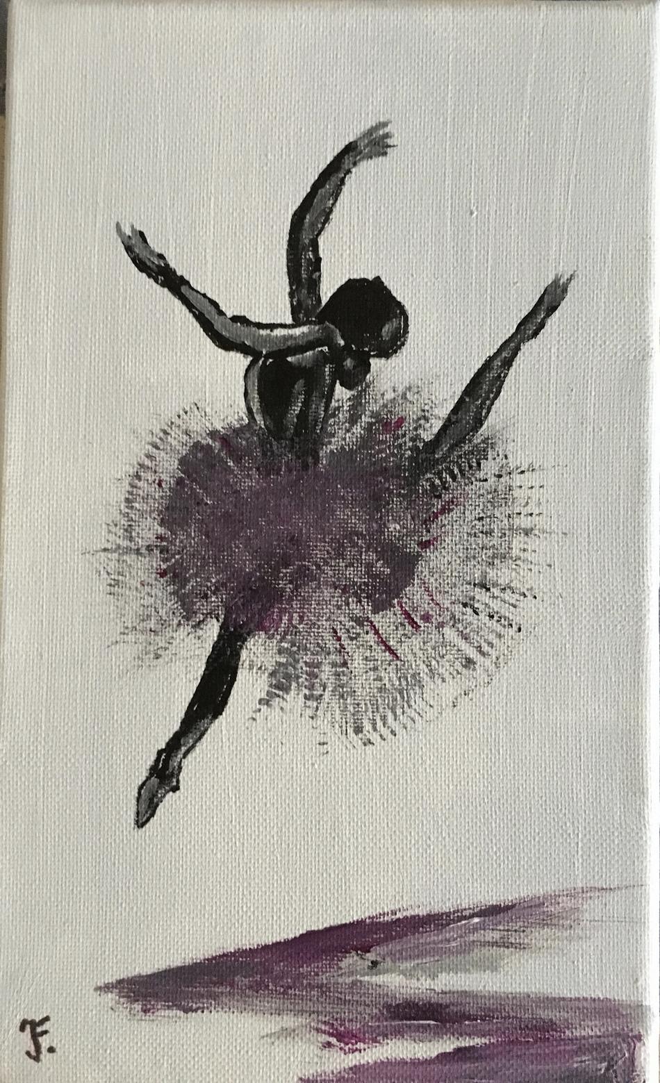 Balett Tänzerin