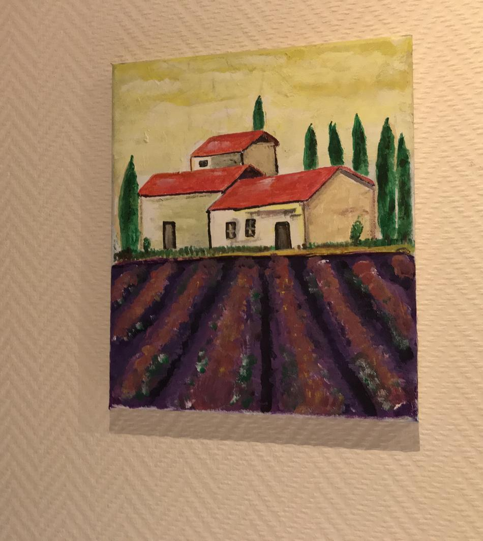 aus der  Provence
